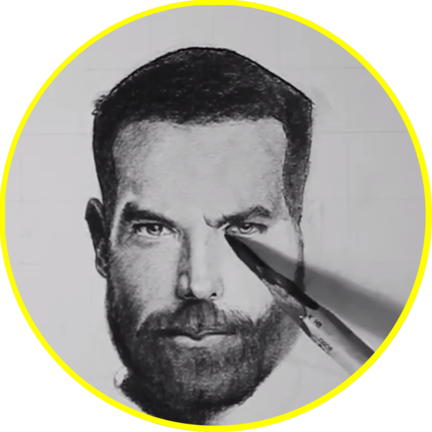 image Portrait Drawing Academy on the Mac App Store