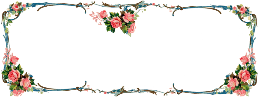 picture free library  freebie images matching. Banners transparent victorian
