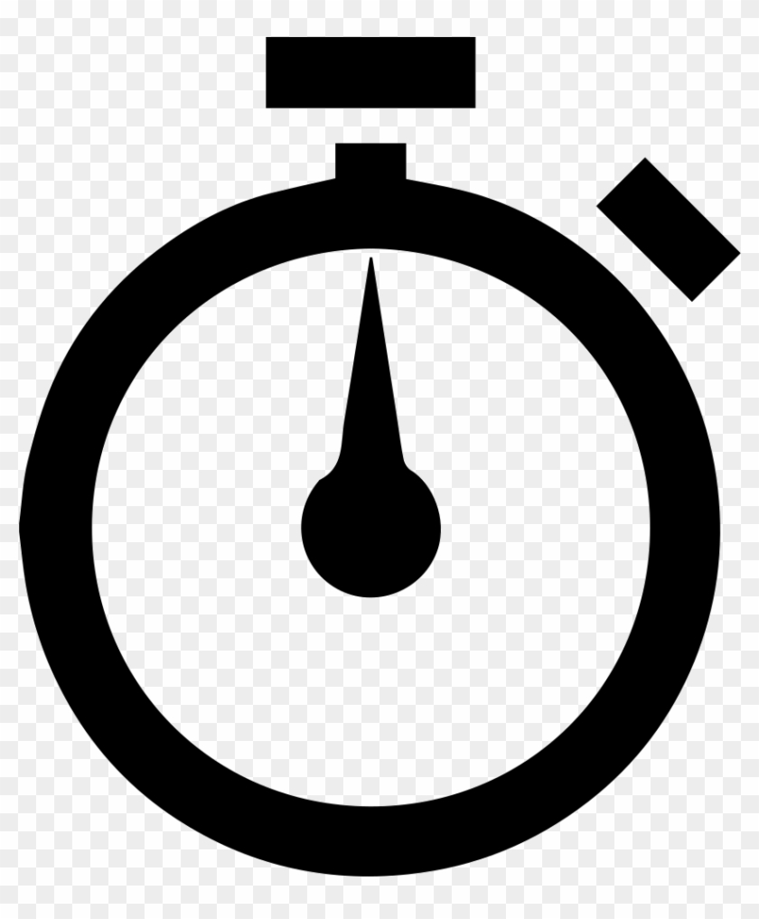 black and white stock Timer vector black and white. Svg computer icons clip