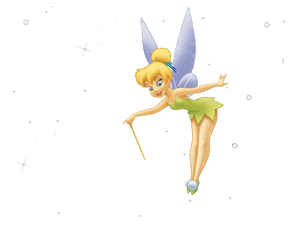 vector royalty free download Tinkerbell Christmas Clipart at GetDrawings