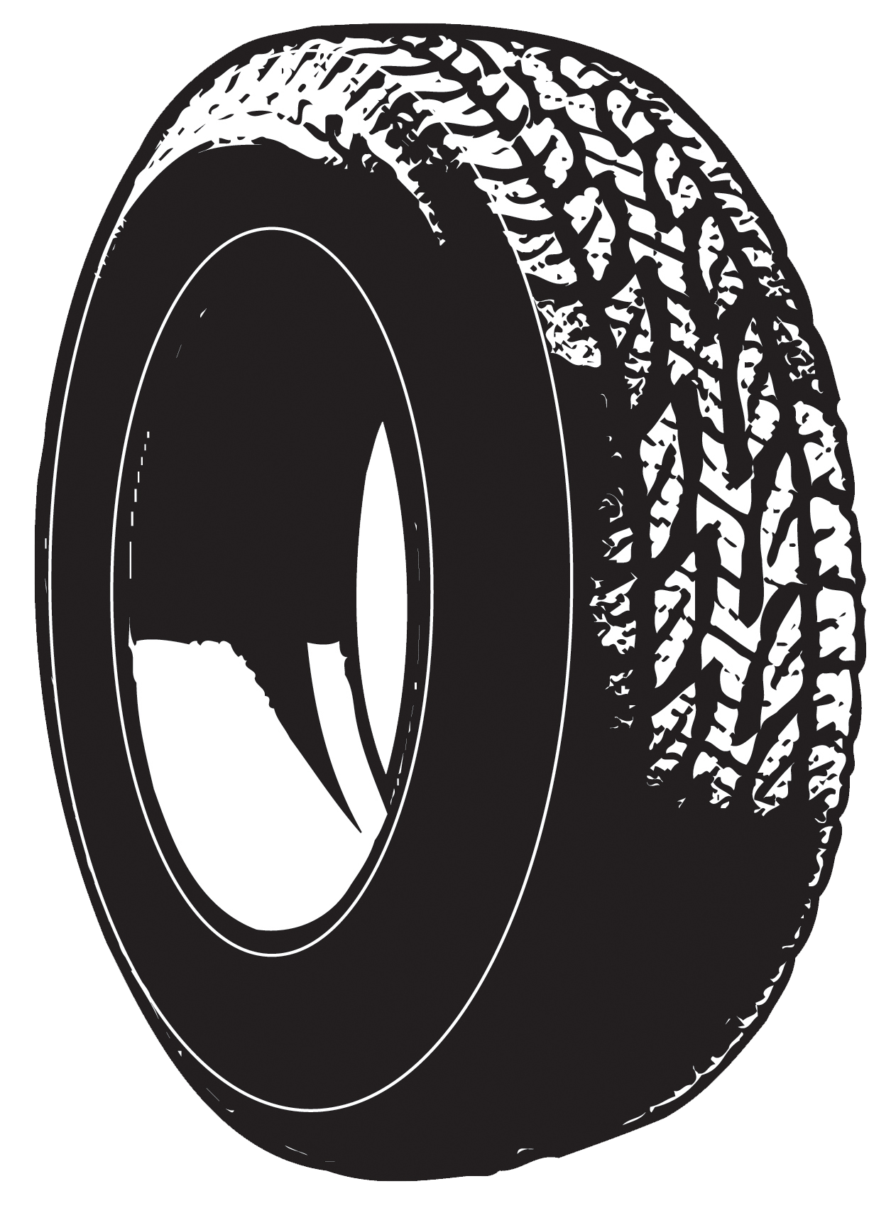 clip library Tire clipart. Tires collection transparent clipartfest.