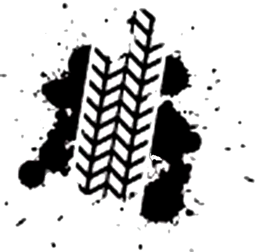svg free tire track clipart #67920542