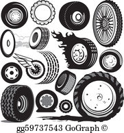banner download Tires clipart. Clip art royalty free