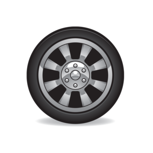 jpg library download Tire Icon Full Size