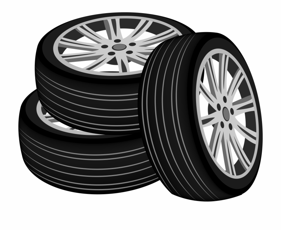 clip transparent stock Royalty free stock png. Tires clipart