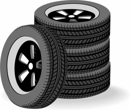 graphic transparent Tires vector. Tire free download for.