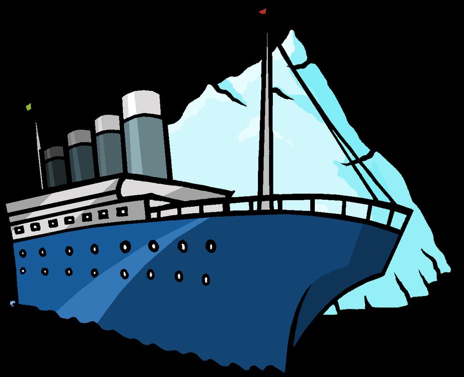 clip art freeuse download Titanic clipart. Ballymoney model c i