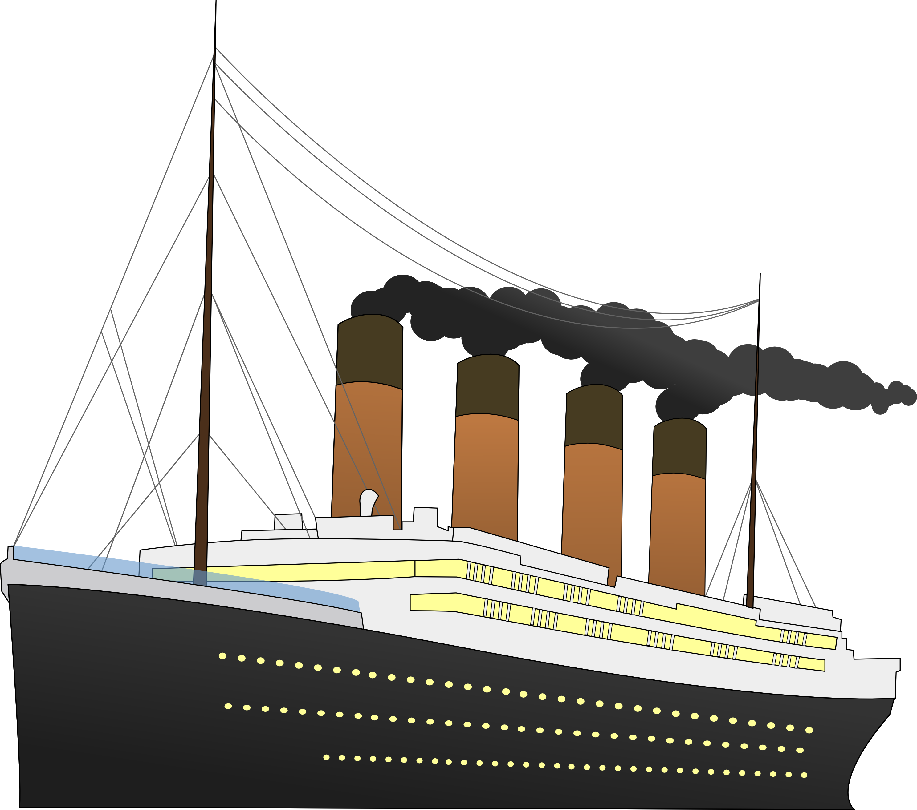 jpg royalty free download Titanic clipart. Boat