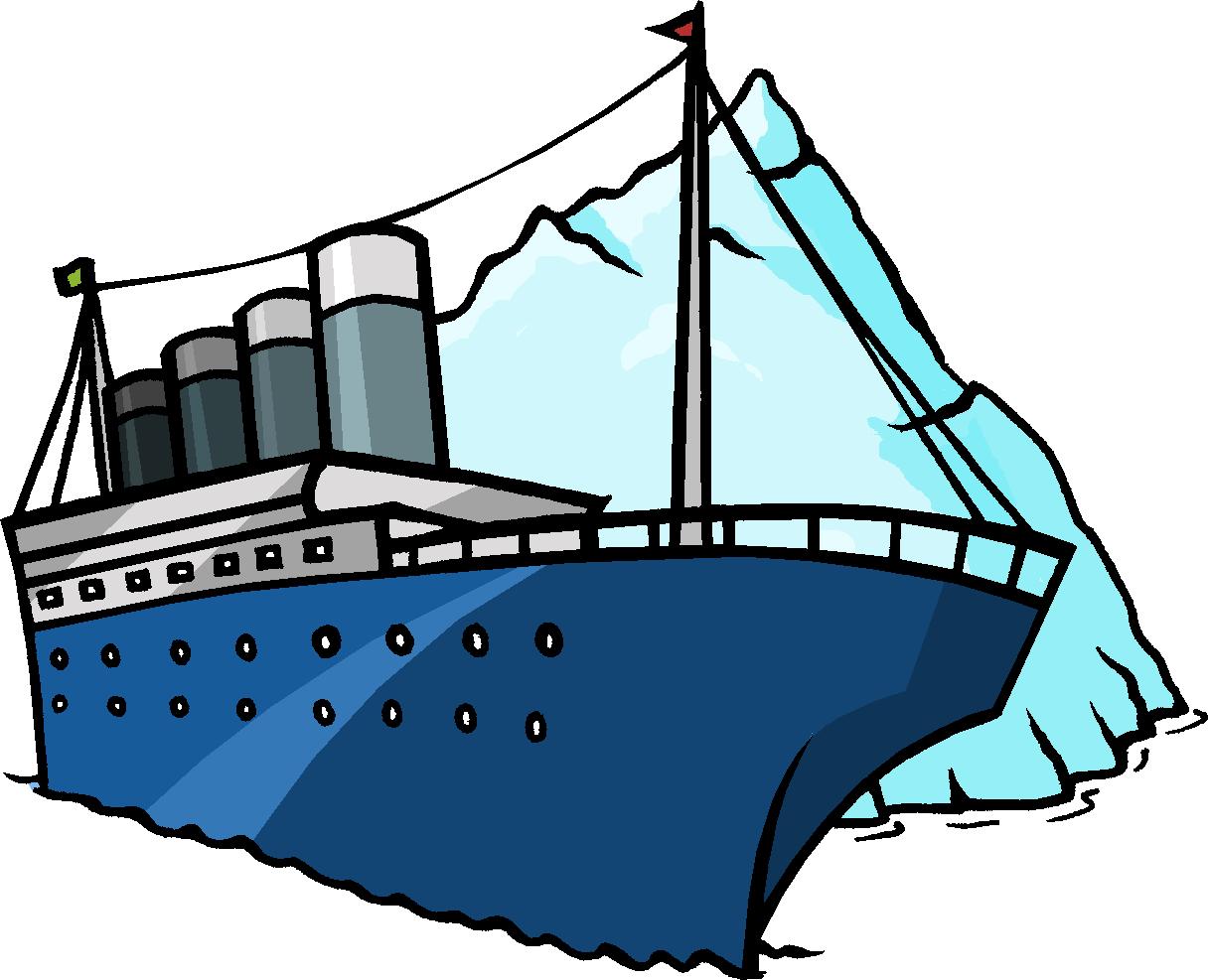 clip library stock The Titanic Quiz