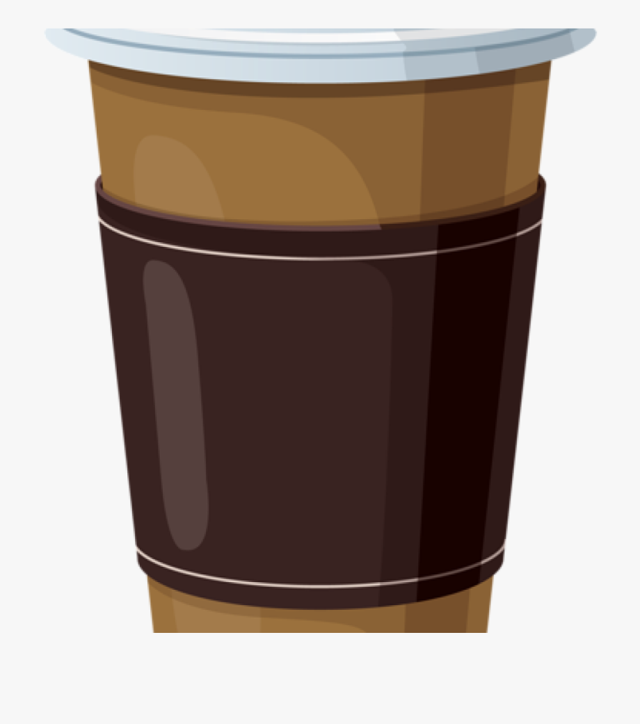 clip art stock To go coffee cup clipart. In plastic png imprimibles