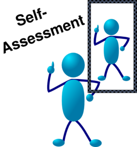svg free To self clipart. Blue stick man assessment