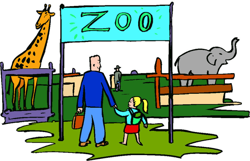 svg royalty free Going zoo clip art. To the clipart