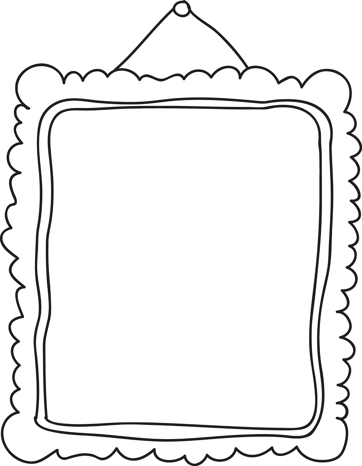 png free download Free frames cliparts download. Art frame clipart