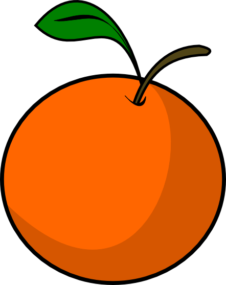 jpg royalty free library Orange clip art free clipart images png