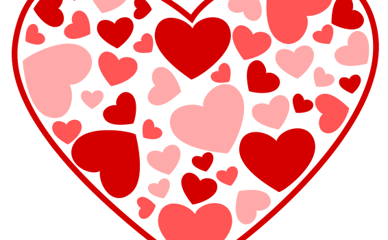 vector freeuse stock Happy Valentines Day