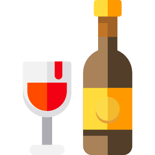 svg freeuse download Alcoholic Drinks