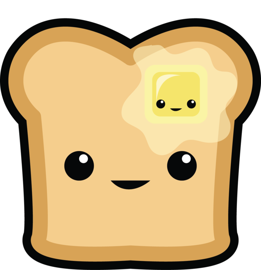 clip art black and white library Image result for toast. Toaster clipart cartoon.