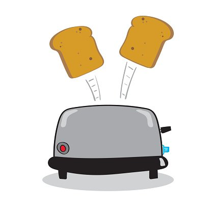 jpg free And image clip arts. Toaster clipart toast