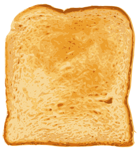 vector freeuse stock Toast png free images. Toaster clipart transparent background