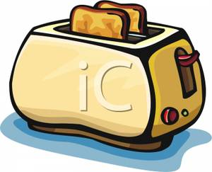image library download Toaster clipart bread. Two pieces of toast.