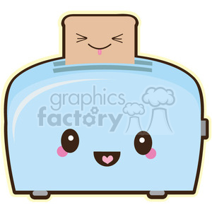 graphic transparent Royalty free . Toaster clipart