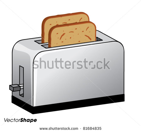 image transparent Kitchen with panda free. Toaster clipart bread