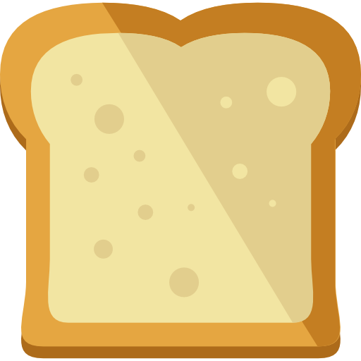 png royalty free download Toast icon page png. Toaster clipart bread