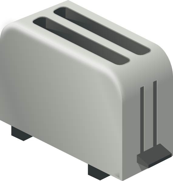 clip art library library Toaster clipart cartoon. Clip art at clker.