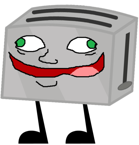 jpg freeuse Image pose oo png. Toaster clipart dead