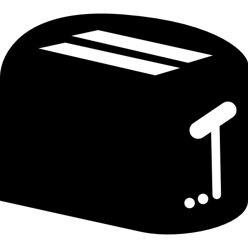 picture Free tools and utensils. Toaster clipart electric.