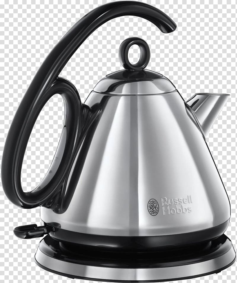 png library Kettle russell hobbs small. Toaster clipart electric.