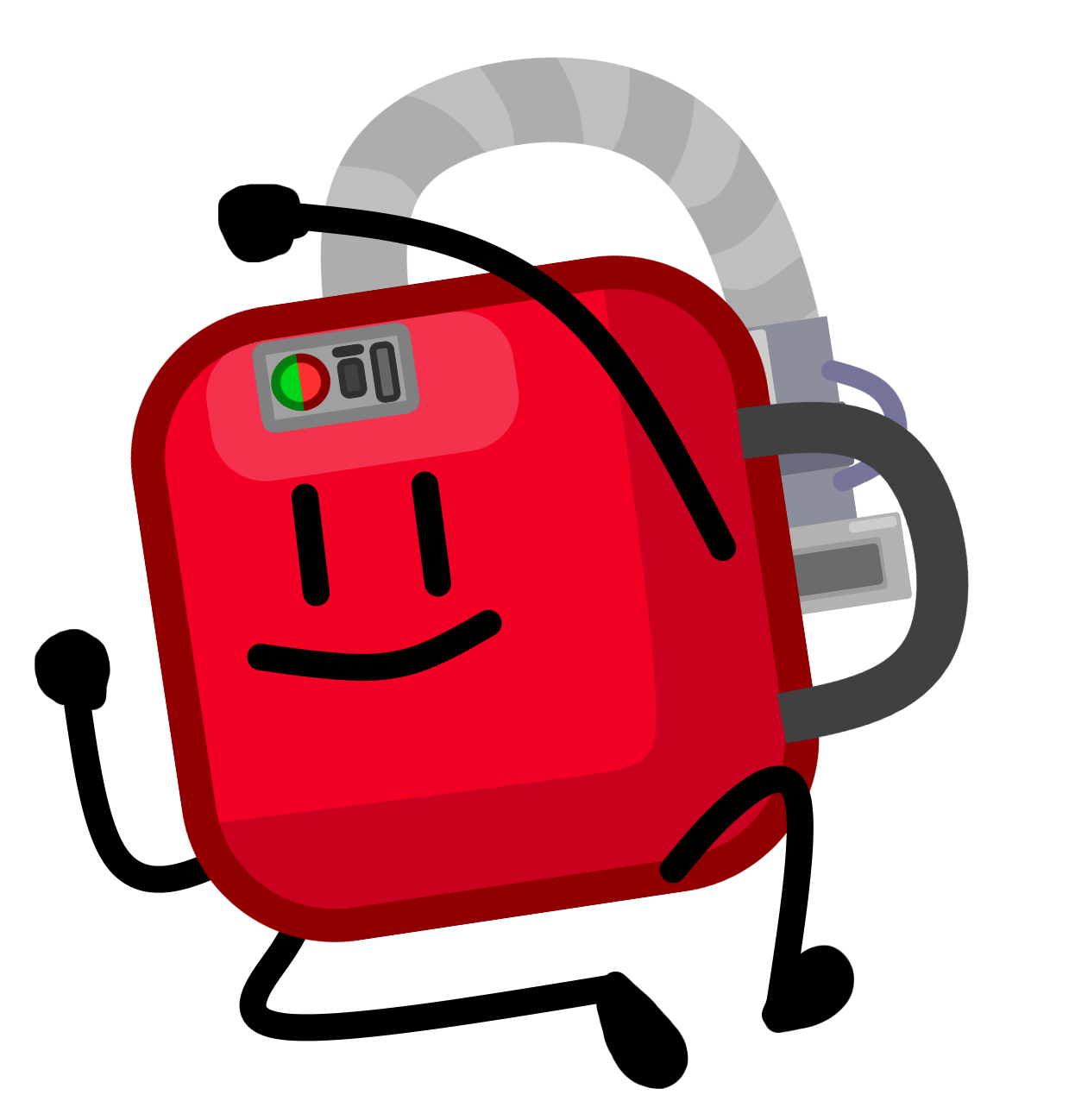 clip Toaster clipart epic. Image vacuumepose png battle.