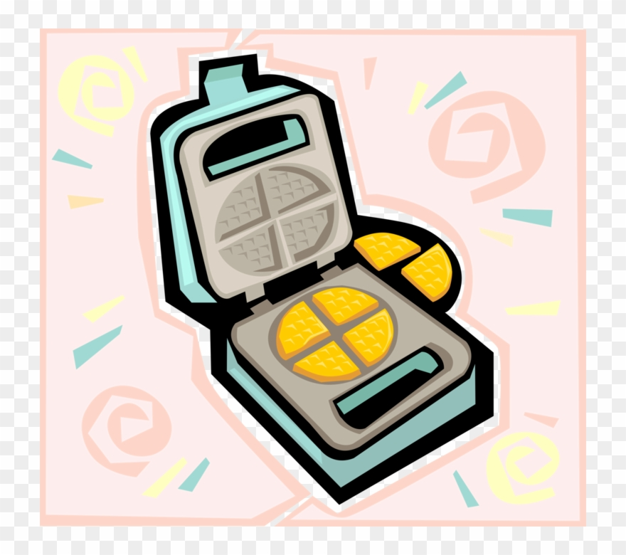 image library library Waffle shadow png download. Toaster clipart eye.