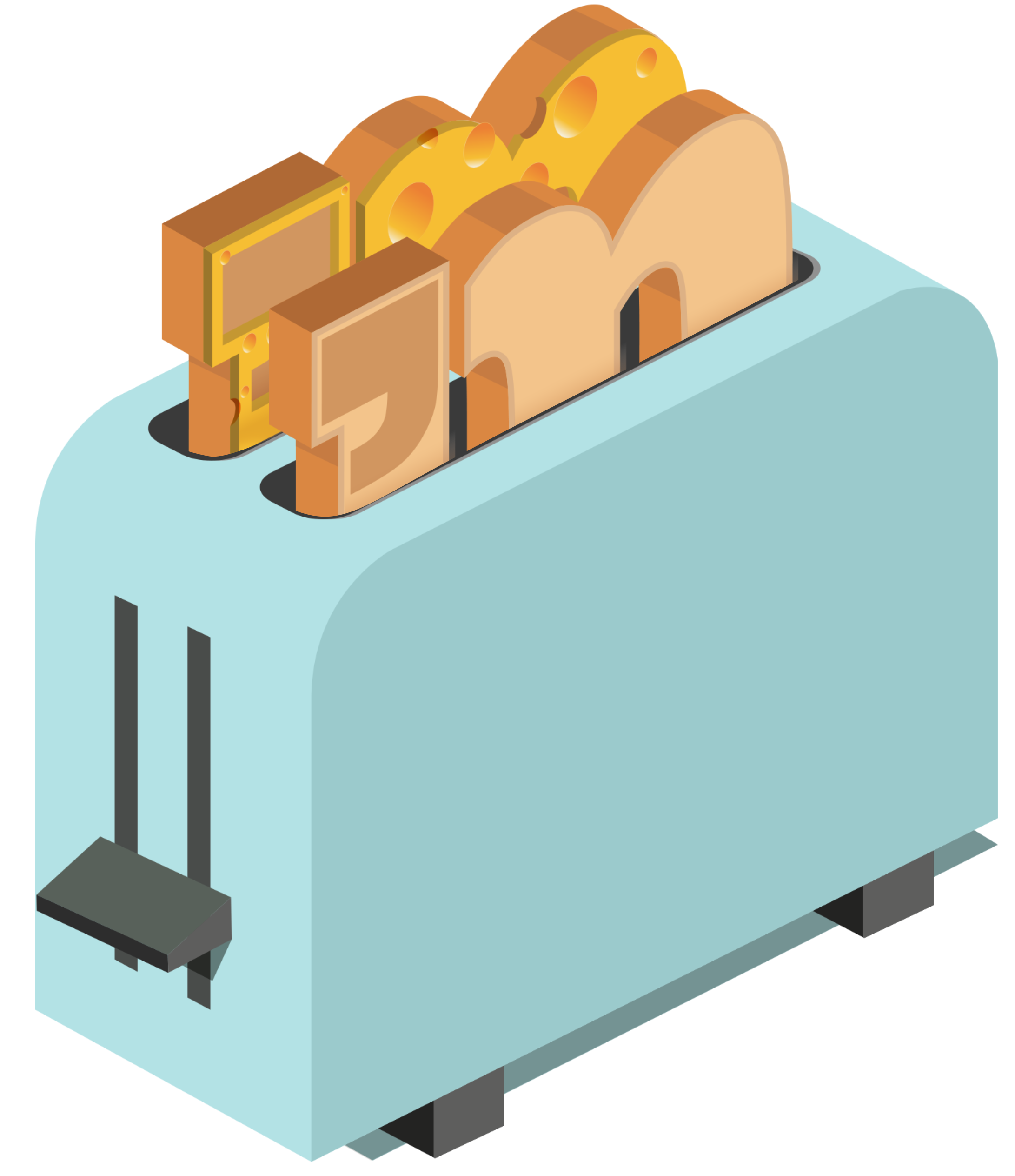 royalty free library Toaster clipart generic. Promotional shoulder bags and.