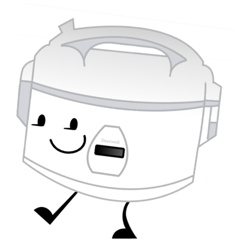 jpg freeuse stock Toaster clipart rice cooker. Image pose png object.