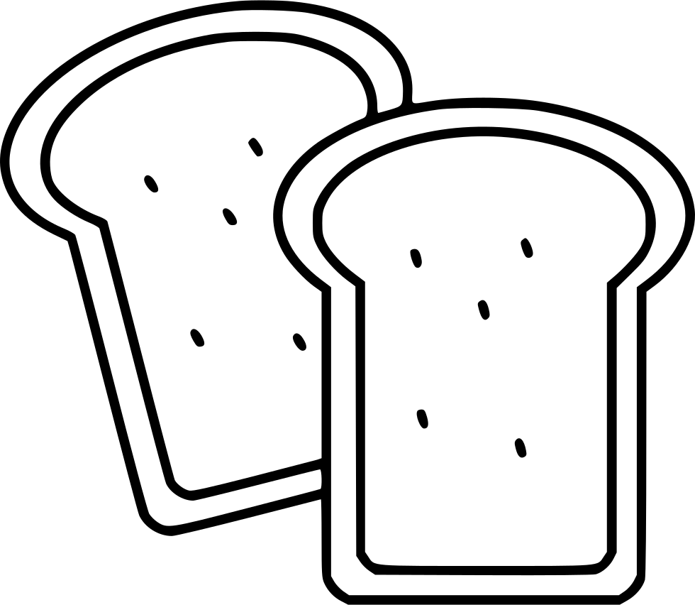 vector royalty free download Toast Drawing at GetDrawings