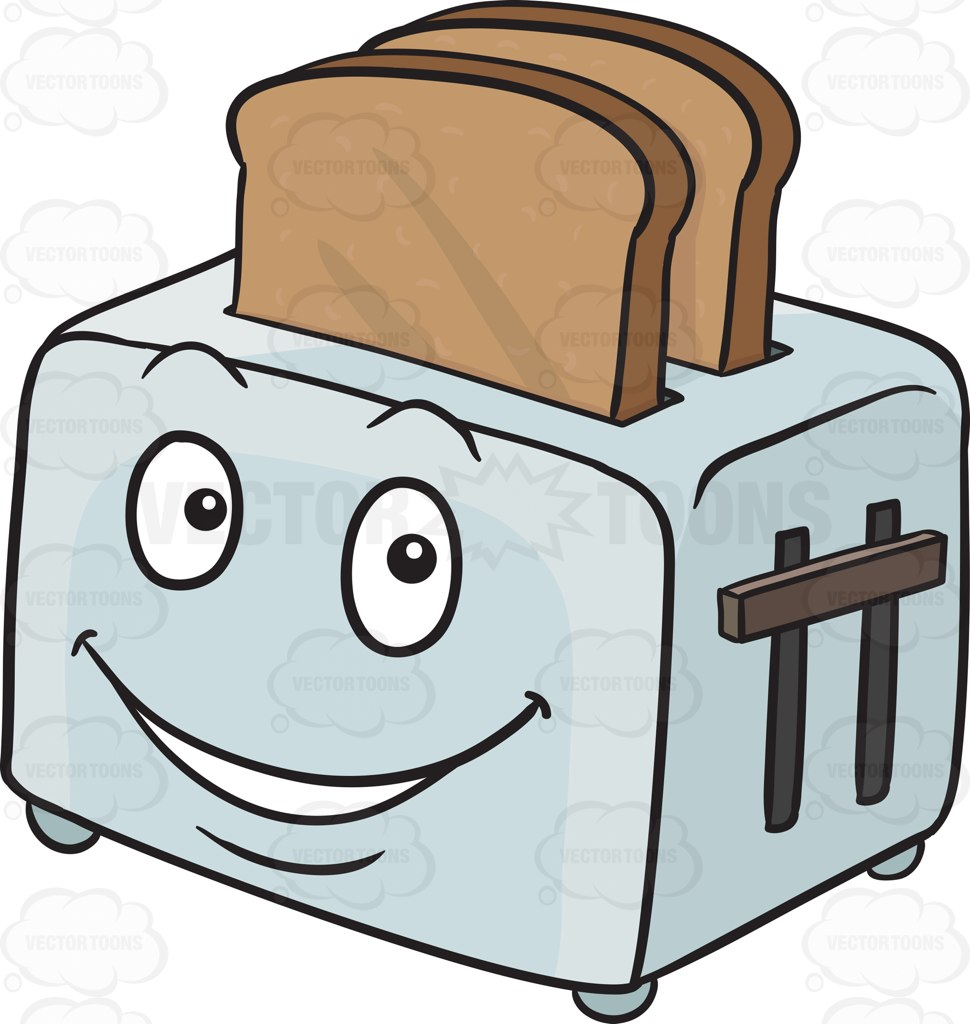 png library library Collection of free download. Toaster clipart slice toast
