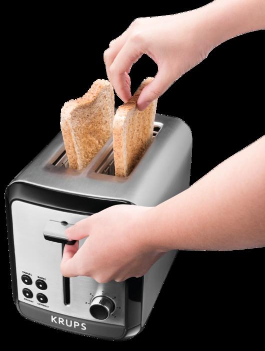 clip art library stock Savoy breakfast appliances krups. Toaster clipart slice toast