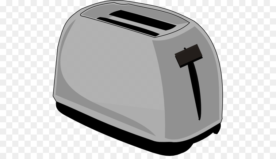 png Kitchen cartoon bread product. Toaster clipart small appliance