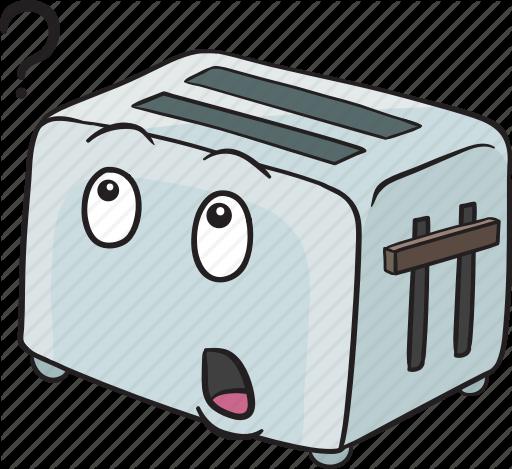 clip stock Emoji cartoon smileys by. Toaster clipart smiley face