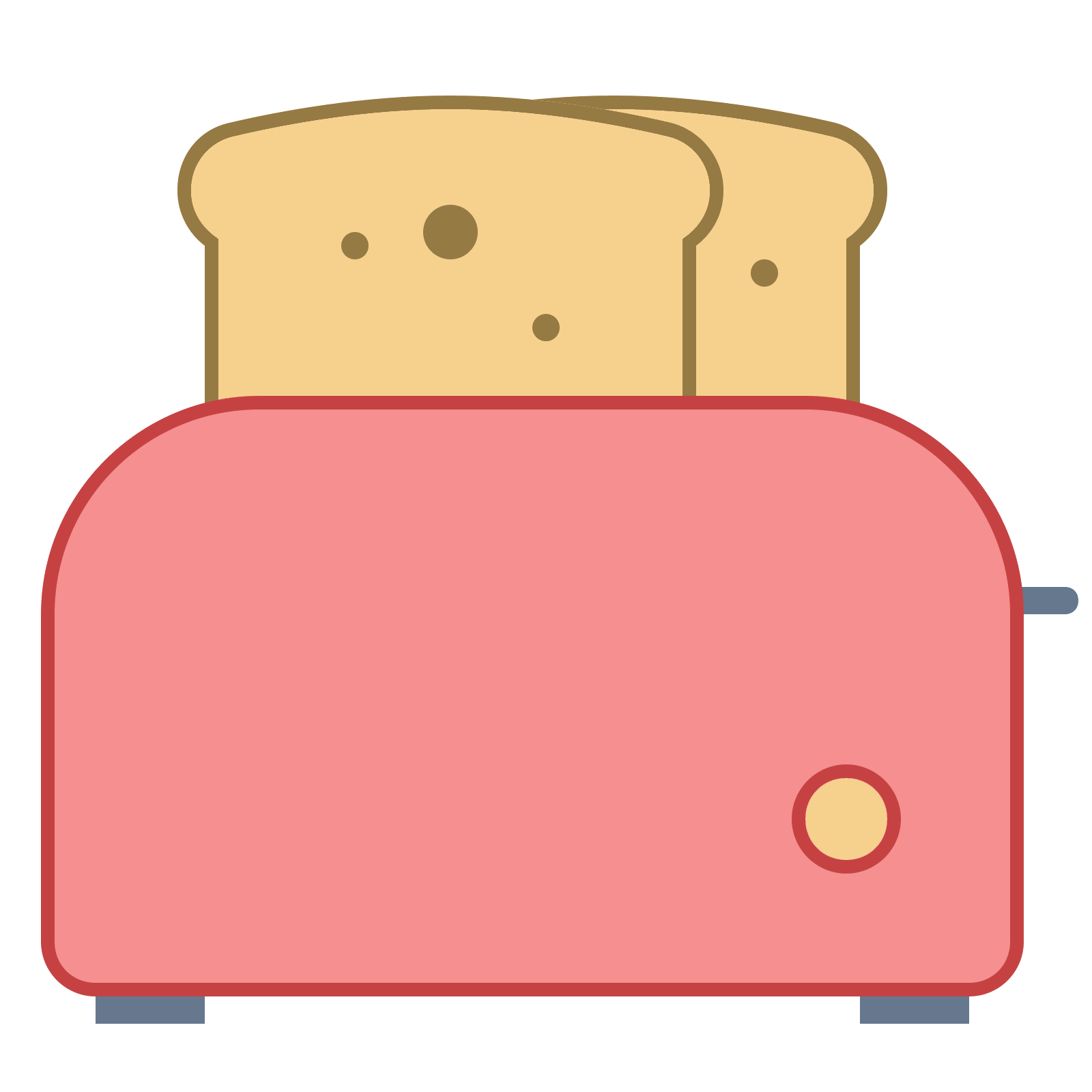 clip freeuse download Toaster clipart smiley face. Icona download gratuito png