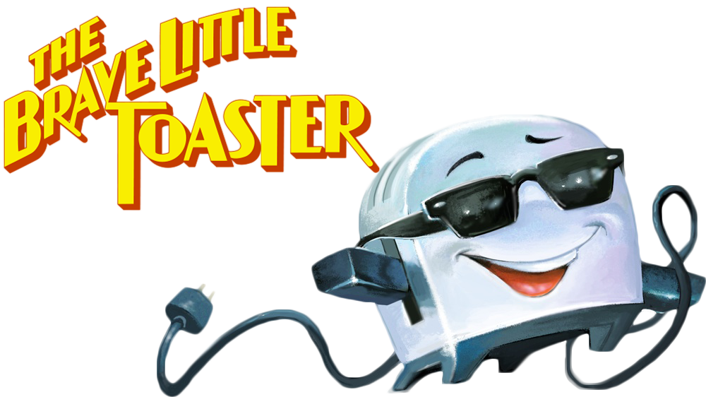 png transparent library Toaster clipart the brave little. Movie fanart tv image