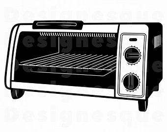 png transparent download Toaster oven clipart. Etsy .