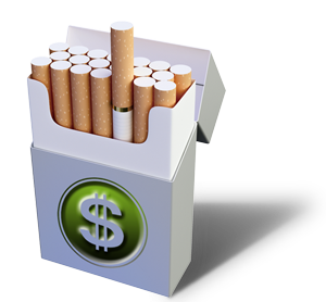 black and white Cigarette PNG images
