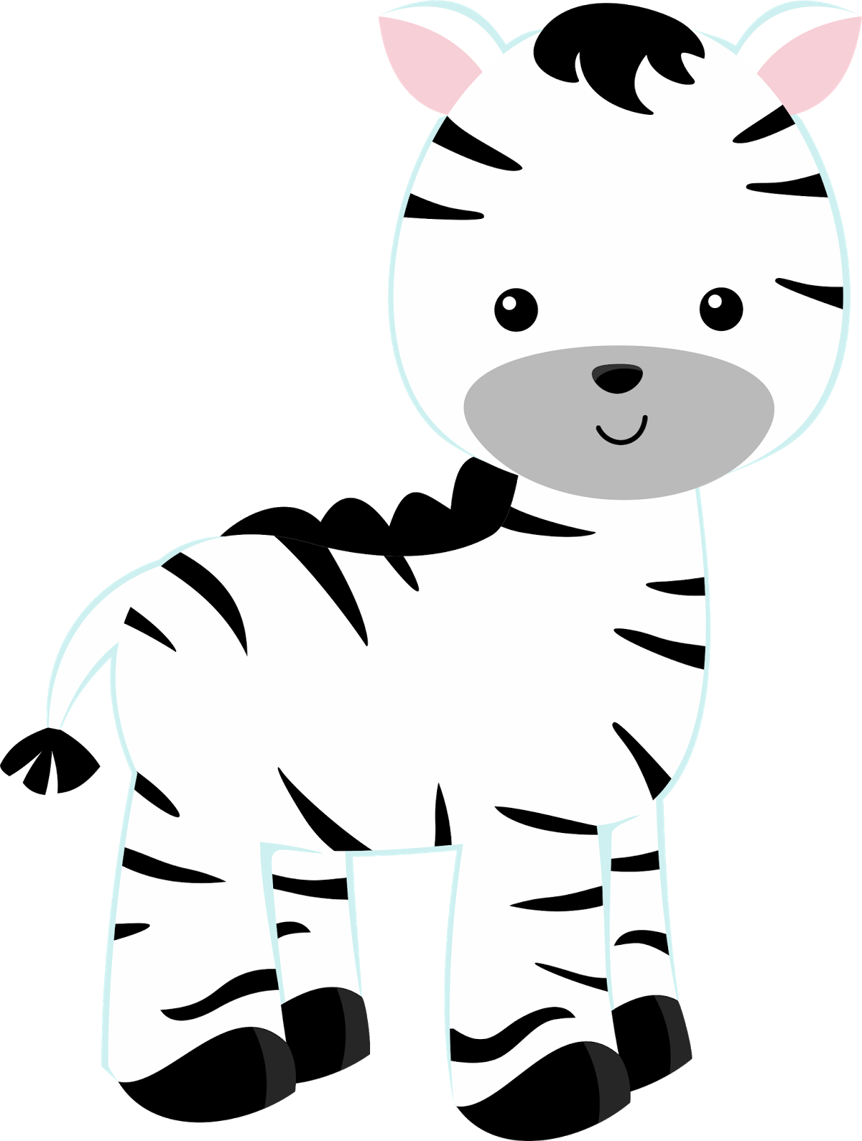 clip black and white download Safari clipart black and white. Jungle baby png p