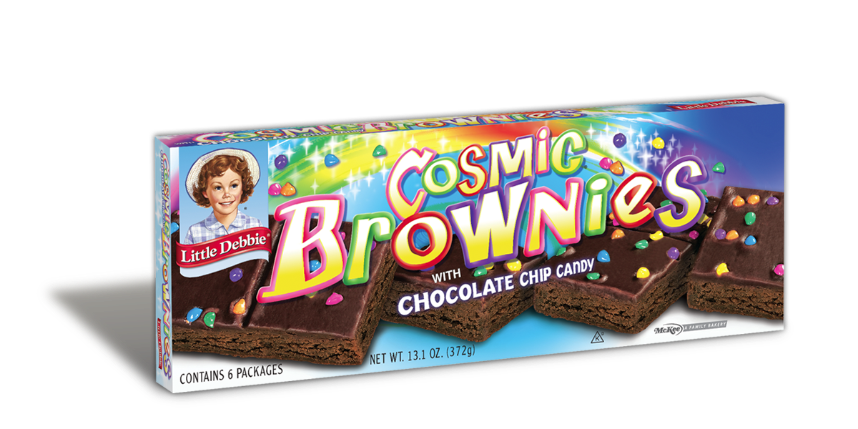 graphic freeuse Cosmic Brownies