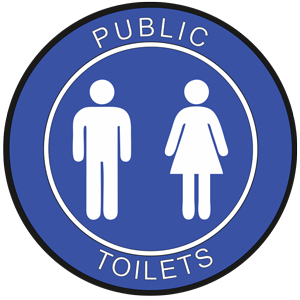 clipart library library Public Toilets