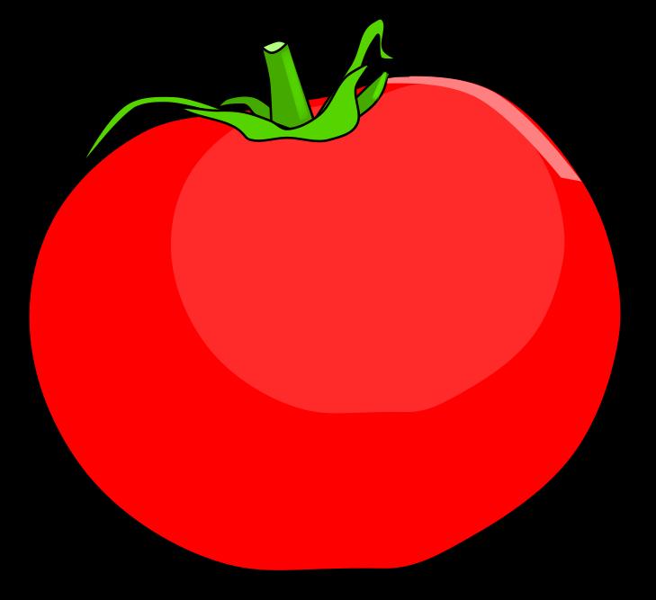 clip free Tomato clipart. Panda free images tomatoclipart