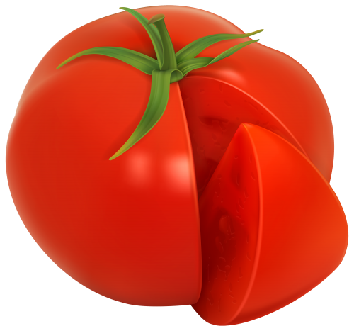 svg royalty free library Tomato PNG Clipart Image