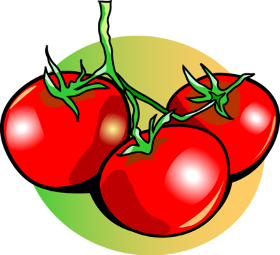 library Image food clip art. Tomatoes clipart